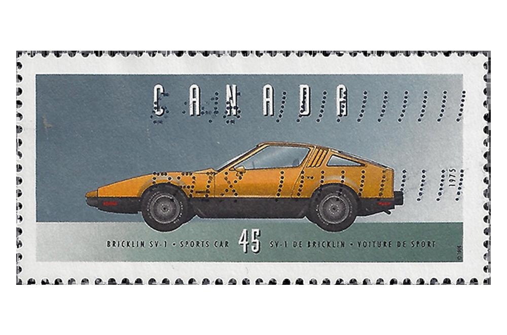 Bricklin SV-1 Sports Car