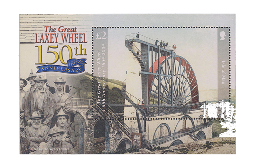 150th Anniversary of the Great Laxey Wheel
