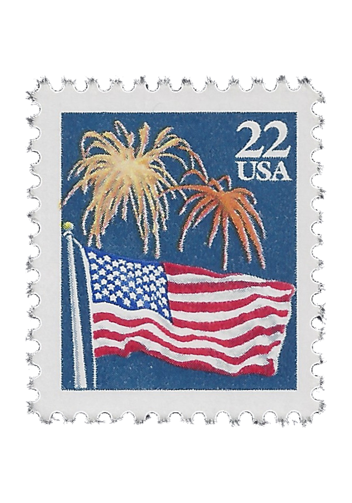 Definitive and High Value Stamps